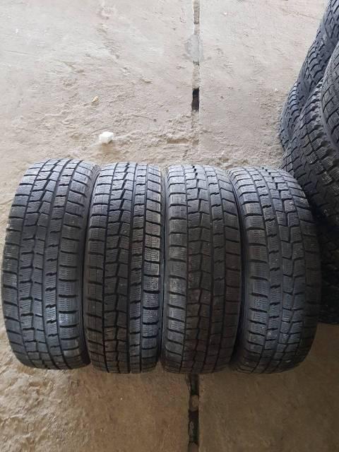 Dunlop Winter Maxx. всесезонные, 2013 год, б/у, износ 10%