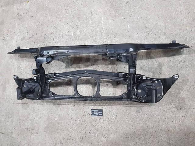 Рамка радиатора (телевизор) BMW E46 (MB Garage) - Автозапчасти в