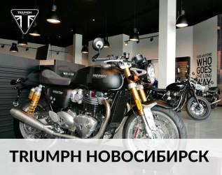 Официальный дилерский центр легендарных английских мотоциклов Triumph.
