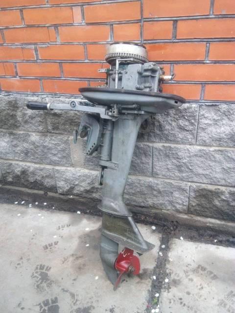 Ветерок. 12,00л.с., 2-тактный, бензиновый, нога S (381 мм), 1990 год