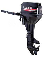 Лодочный мотор HangKai (Ханкай) M9.8 HP + Подарок!
