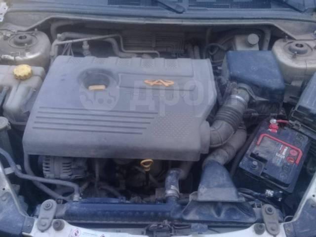 Двигатель в сборе. Chery Fora A21 Vortex Estina