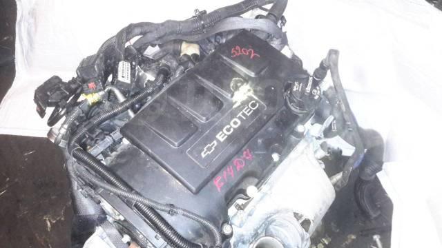 Двигатель в сборе. Chevrolet Trax Chevrolet Cruze, J300, J305, J308 Opel Mokka A14XER, LDD, A14NET, LUJ