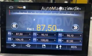 Универсальная магнитола 2DIN (178х100мм) Android 8.1