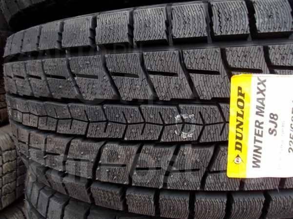 Dunlop Winter Maxx SJ8 JAPAN 2021, 255/60R18