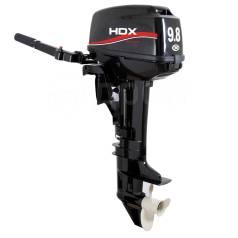 Лодочный мотор HDX T 9,8 BMS + Подарок!