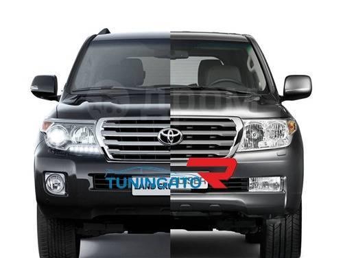 Кузовной комплект. Toyota Land Cruiser, GRJ200, URJ200, UZJ200, UZJ200W, VDJ200