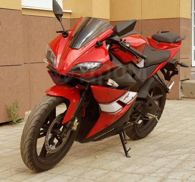 Motoland R1 250. 250куб. см., исправен, птс, без пробега. Под заказ