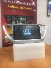 Штатная магнитола Hyundai Solaris 2017+