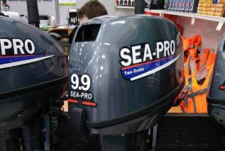 Лодочный мотор SEA-PRO T9.9 NEW г. Барнаул + Подарок!