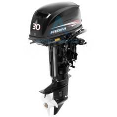 Лодочный мотор Hidea HD30 FES Полный комплект дистанции! Эл. стартер!