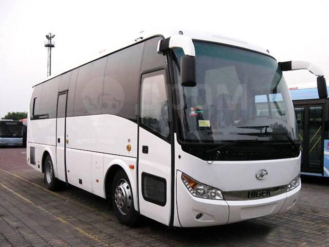 Higer. Автобус туристический KingLong GoldenDragon, 35 мест, В кредит, лизинг