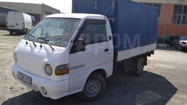 Hyundai Porter. Продается грузовик Hyundai H100 Porter, 2 476куб. см., 800кг., 4x2