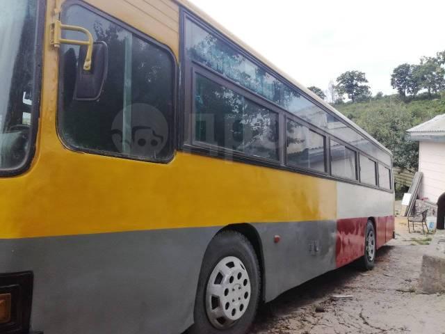 Daewoo. Автобус