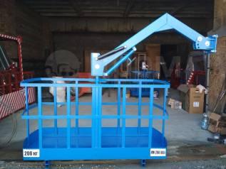 Корзина монтажная (люлька) для подъёма грузов на высоту