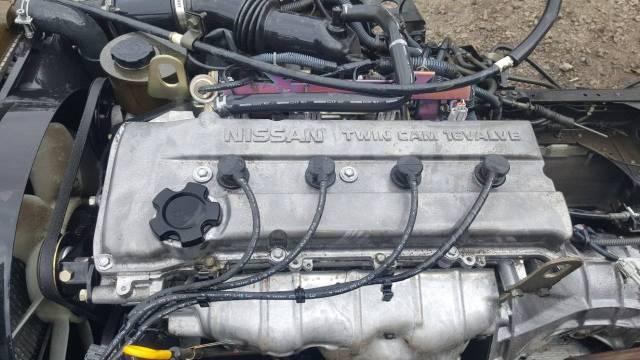 Двигатель KA20 Nissan - Автозапчасти в Новокузнецке