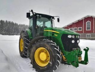 John Deere 7830. Трактор JOHN Deere 7830, 2011 г, 1800 м/ч, из Европы. Под заказ