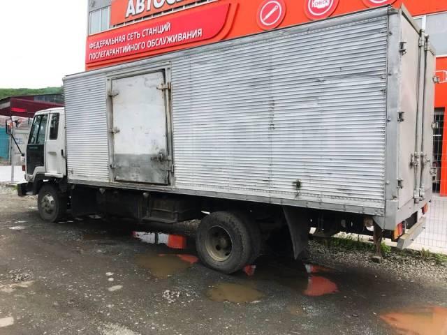 Isuzu Forward. Продам хороший рабочий грузовик 5 т Полная Пошлина, 7 120куб. см., 5 000кг., 4x2