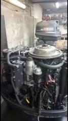 Лодочный мотор ПроданYamaha F80 4-такта в отличном состоянии из Японии