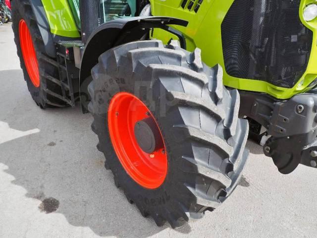 Claas. Трактор 630, 2016 г, 1000 м/ч, из Европы. Под заказ