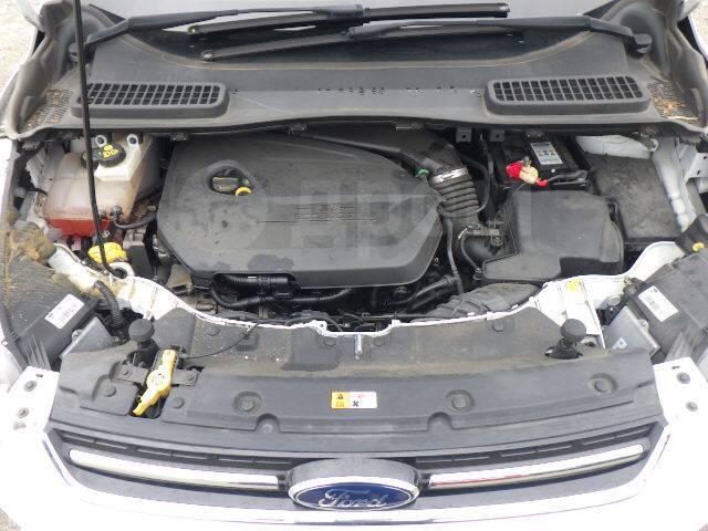 Двигатель в сборе. Ford Kuga, CBS JTMA