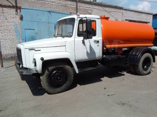 ГАЗ 3309. Газ 3309 Дизель Д-245.7Е2 ассенизатор., 4 750куб. см. Под заказ