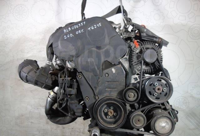 Двигатель в сборе. Audi A6, 4F2, 4F5, 4F2/C6, 4F5/C6 BLB. Под заказ
