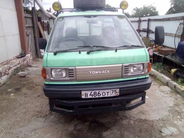Toyota Town Ace. Продам грузовик таун айс, 1 800куб. см., 1 000кг., 4x4