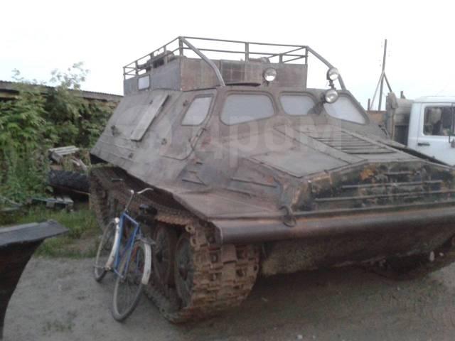 ГТ-Т. Продам Вездеход ГТТ