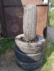 "Продам комплект колес. x14"" 5x114.30"