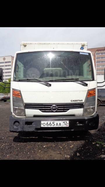 Nissan Cabstar. Коммерческий грузовик F24 Ниссан Кабстар 2010 г. в., 3 000куб. см., 1 700кг.
