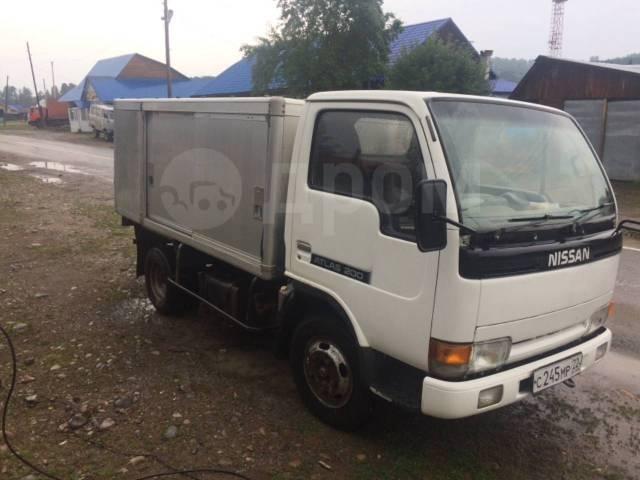 Nissan Atlas. Продам грузовик , 4 200куб. см., 2 000кг., 4x2