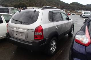 Задняя часть автомобиля Hyundai Tucson JM, 2004-2009