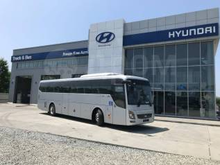 Hyundai Universe, 2019