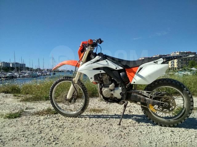 Geon Dakar. 250куб. см., исправен, без птс, с пробегом