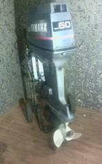 Продам подвесной лодочный мотор Yamaha 60 FETO