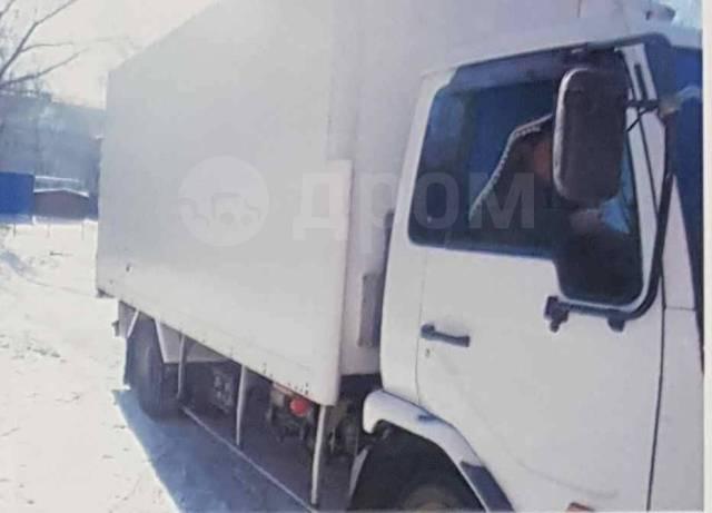 Nissan Diesel Condor. Продается грузовой фургон (рефрижератор) , 6 925куб. см., 4 000кг., 4x2