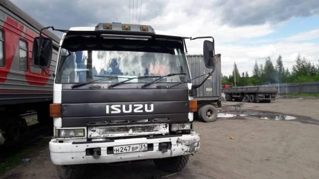 Isuzu V275. Продам грузовик с манипулятором, 13 346куб. см., 6x4