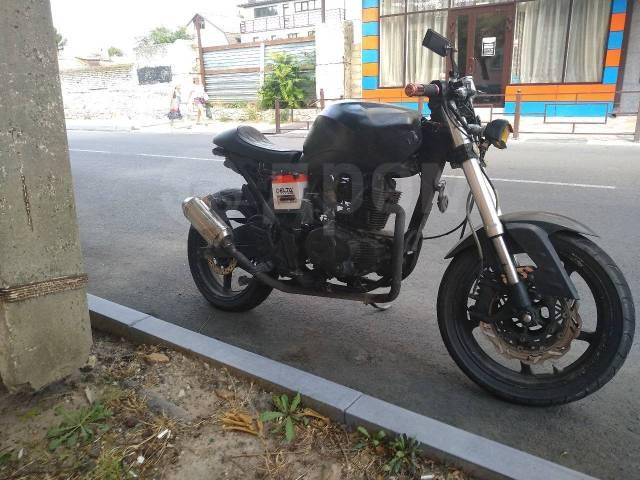 GX-moto GXR 250. 250куб. см., исправен, птс, с пробегом
