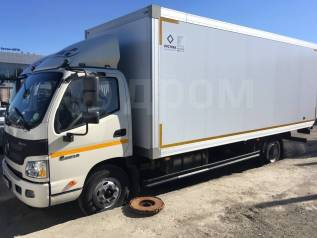 Foton Aumark BJ1089. новый изотермический фургон в г. Иркутске, 3 760куб. см., 4 825кг., 4x2