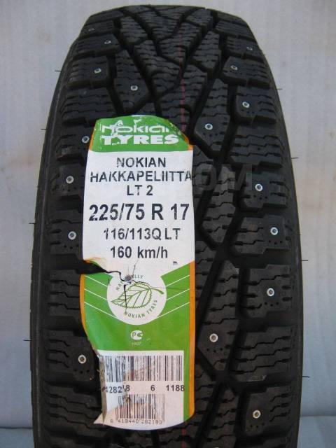 Nokian Hakkapeliitta LT2, 225/75/R17 Made in FINLAND!