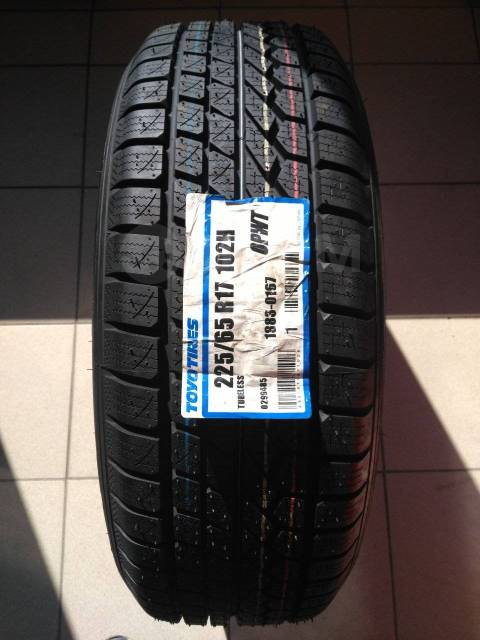 Toyo Open Country W/T, 225/65 R17