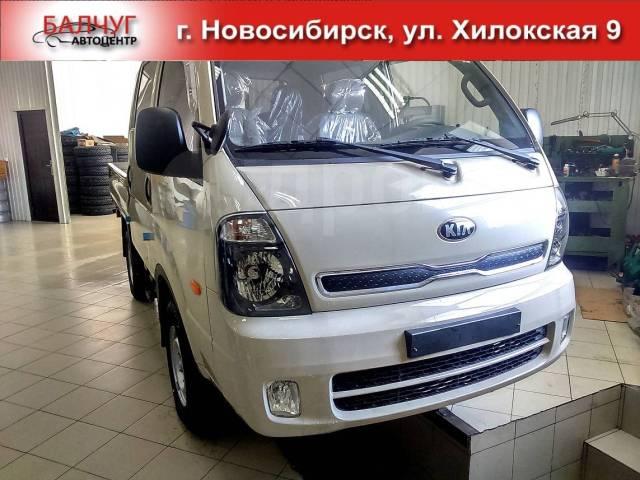 Kia Bongo III. KIA Bongo III Double Cab 4WD комплектация Prestige, 2 500куб. см., 1 000кг., 4x4