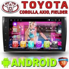 Автомагнитола Toyota Corolla / Axio / Fielder. Android. Гарантия!