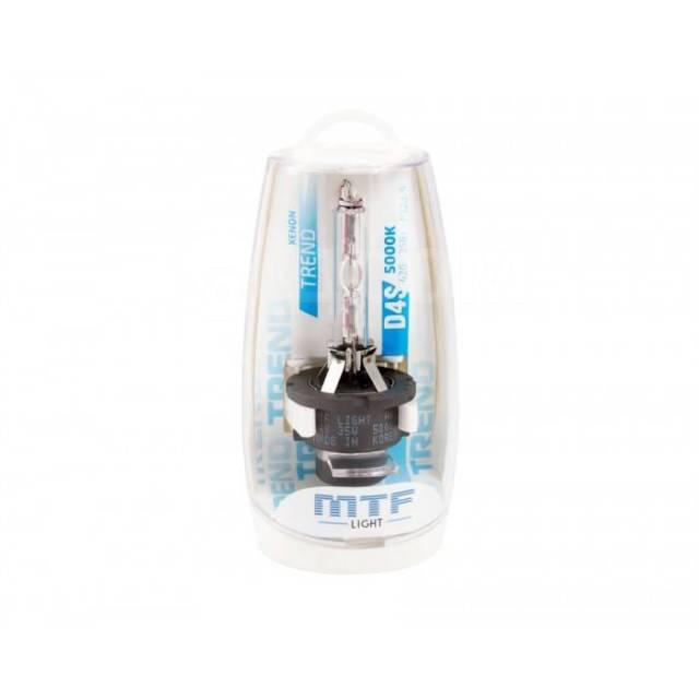 Лампа ксенон MTF Light D4S 5000K Trend