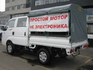 Продам по запчастям KIA Bongo 2012г. 2х. кабинник. с мотором J2. V 2700.