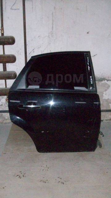 Дверь задняя правая седан х/б Ford Focus II 05-08