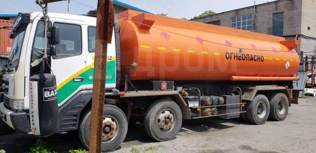 Daewoo Novus. Продам топливозаправщик 2012 года 24 куба, 15 000куб. см., 19 000кг., 8x4