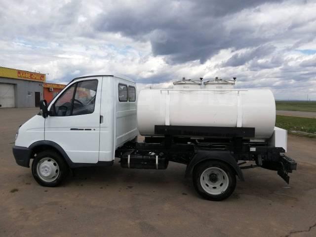 ГАЗ ГАЗель Бизнес. Продается Цистерна Молоковоз, 2 890куб. см., 1 500кг., 4x2