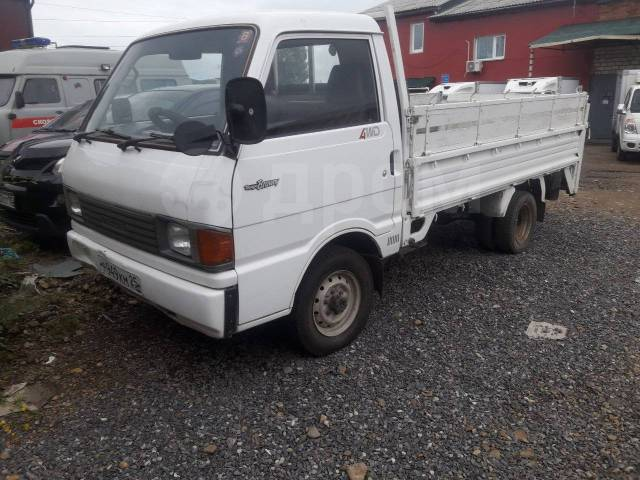 Прода грузовик mazda bongo browny - Mazda Bongo Brawny ...